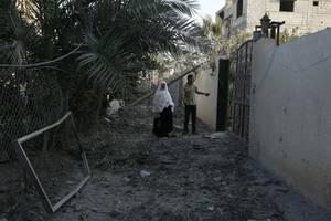 nach raketenangriff aus gaza: israel attackiert hamas-militäranlagen