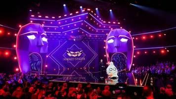 show-pause: corona-erkrankungen im team: the masked singer setzt bis zum 14. april aus
