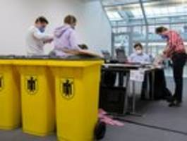 SPD verliert in Nürnberg, CSU in Ingolstadt – hohe Wahlbeteiligung trotz Corona