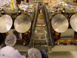 raumfahrt: satellitenfirma oneweb insolvent