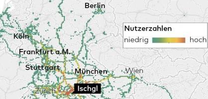 So bahnte sich das Virus seinen Weg von Ischgl nach Deutschland
