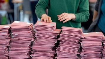Stichwahl in München: Hohe Wahlbeteiligung erwartet