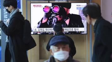 Nordkorea prahlt nach Raketentest mit neuer supergroßen Waffe