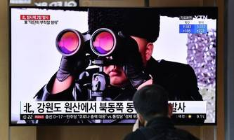 nordkorea testete laut südkorea wieder rakete
