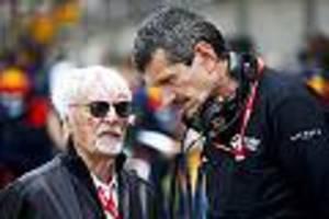 """Formel 1 - Bernie Ecclestone spricht sich für """"Einführung einer eigenen Team-WM"""" aus"""