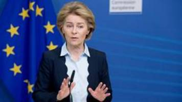 Corona-Krise: EU-Spitze kündigt neuen Haushaltsvorschlag an