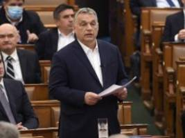 Ungarn: Die EU ist auch nach der Corona-Krise gefährdet