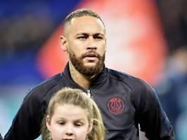 Trister Moment für Menschheit: Neymar wehrt sich gegen Quarantäne-Ärger