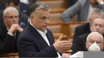 Corona-Pandemie: Ungarns Parlament gibt Orban mit Notstandsgesetz freie Hand