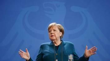 News zum Coronavirus: Auch Angela Merkels dritter Corona-Test ist negativ
