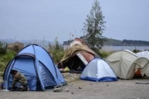 Angst vor dem Virus: Corona auf Flüchtlingsinseln nur noch eine Frage der Zeit