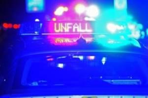 Unfälle: Hagelschauer verursacht Unfall auf A1