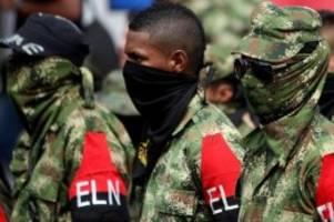 Wegen Corona-Krise: Kolumbien: Guerillagruppe erklärt Waffenruhe wegen Corona