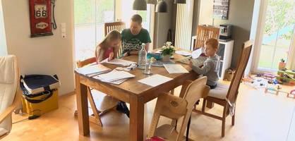 Millionen Menschen entdecken ihr Familienleben neu