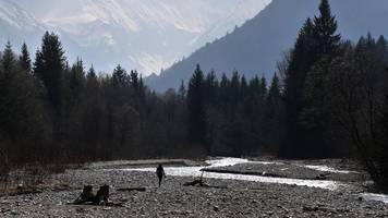 das wetter in bayern: viel sonne und frost