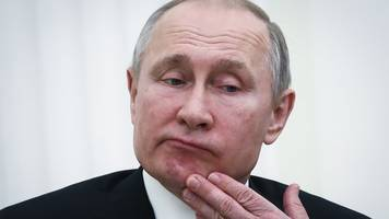 Umfrage-Dämpfer für Putin: Mehrheit der Russen für Altersgrenze des Präsidenten