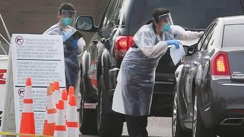 coronavirus-krise: fast 3.000 tote und rund 150.000 kranke in den usa