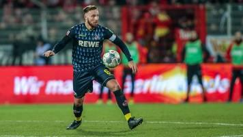 Köln-Kicker Höger nutzt Fußball-Pause zur Weiterbildung