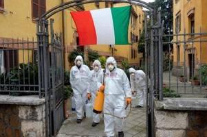 Zahl der Corona-Neuinfektionen in Italien stabilisiert sich