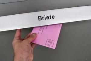 Nach hoher Wahlbeteiligung: Gibt es künftig nur noch Briefwahl?