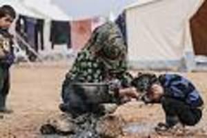 kaum wasser, keine seife - drei krankenhäuser für 3,5 millionen menschen: idlib wäre virus ausgeliefert