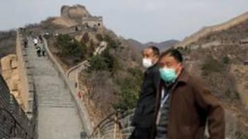 Liveblog zum Coronavirus: Erneut weniger Neuinfektionen in China