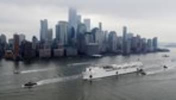 coronavirus in new york: warten auf das schlimmste