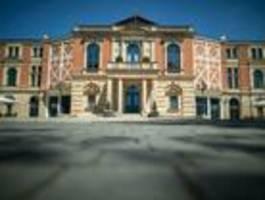 Bayreuther Festspiele wegen Coronakrise verschoben