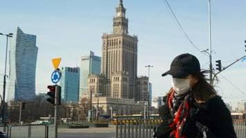 Polen verschärft Ausgangsbeschränkungen gegen Coronavirus