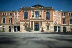 Corona-Krise: Bayreuther Festspiele müssen aussetzen