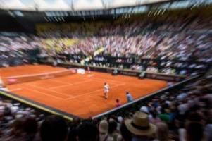 Tennis: Veranstalter: Chance für Tennisturnier liegt bei 60 Prozent