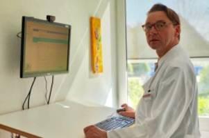 Coronakrise: Videosprechstunde für Parkinson-Patienten