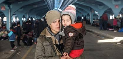 das ende der inszenierten flüchtlingskrise