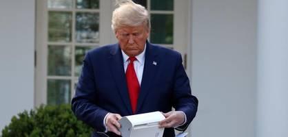 """Trump spricht von """"Meilenstein"""" und redet sich bei Südkorea um Kopf und Kragen"""
