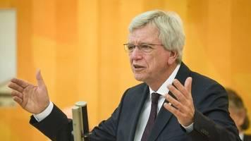 Nachfolge für Boddenberg als CDU-Fraktionschef noch unklar