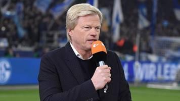 oliver kahn: wie geht die tv-karriere des vorstandsmitglied von bayern münchen weiter?