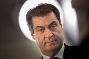 Söder und Scholz: Pressekonferenz heute zur Corona-Krise live im Stream