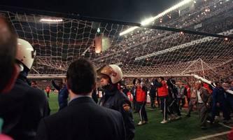 Kein Aprilscherz: Der Torfall von Madrid am 1. April 1998