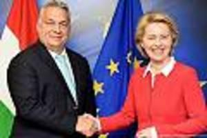 """""""Covid-Diktator"""" Orban verhöhnt EU - Jetzt steht Glaubwürdigkeit der Union auf dem Spiel"""