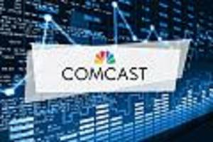 comcast-aktie aktuell - comcast legt 1,9 prozent zu