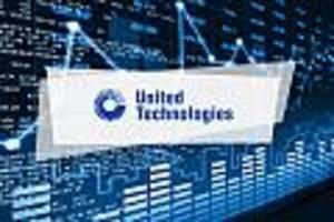 united technologies-aktie aktuell - united technologies legt deutliche 3,8 prozent zu