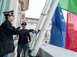 Coronavirus: Scheitert Italien, scheitert Europa