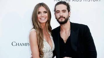 Heidi Klum: Mit Ehemann Tom Kaulitz passt es einfach