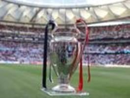 Champions League und Europa League in der Warteschleife