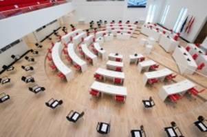 Gesundheit: Landtag beschließt Rettungsschirm von zwei Milliarden Euro