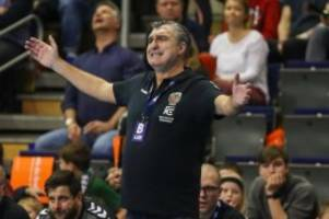 Handball: Füchse-Trainer Roth hat Coronavirus-Infektion überstanden
