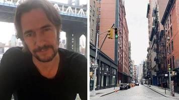 Thonas Hayo über die Coronakrise : Die Stadt, die niemals schläft, ist im Vollkoma – GNTM-Juror über NYC und Sorgen um Heidi Klum