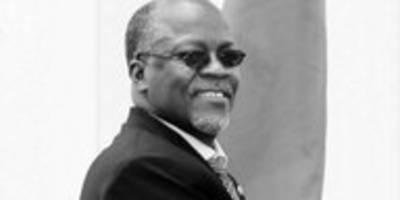 Coronavirus in Tansania: Der gottgläubige Präsident