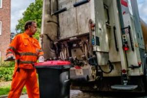 Hamburg: Stadtreinigung verschiebt Termine für Müllabfuhr