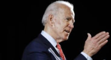 us-präsidentschaftswahlen: umfrage sieht joe biden vor donald trump